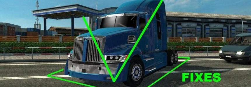 Western Star 5700XE 2017 for 1.25 [FIX]