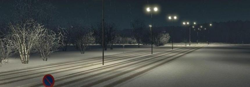 Winter & Snow MOD 2016 v1.3