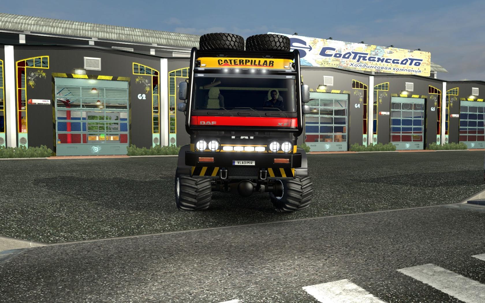 DAF Crawler (1.25)