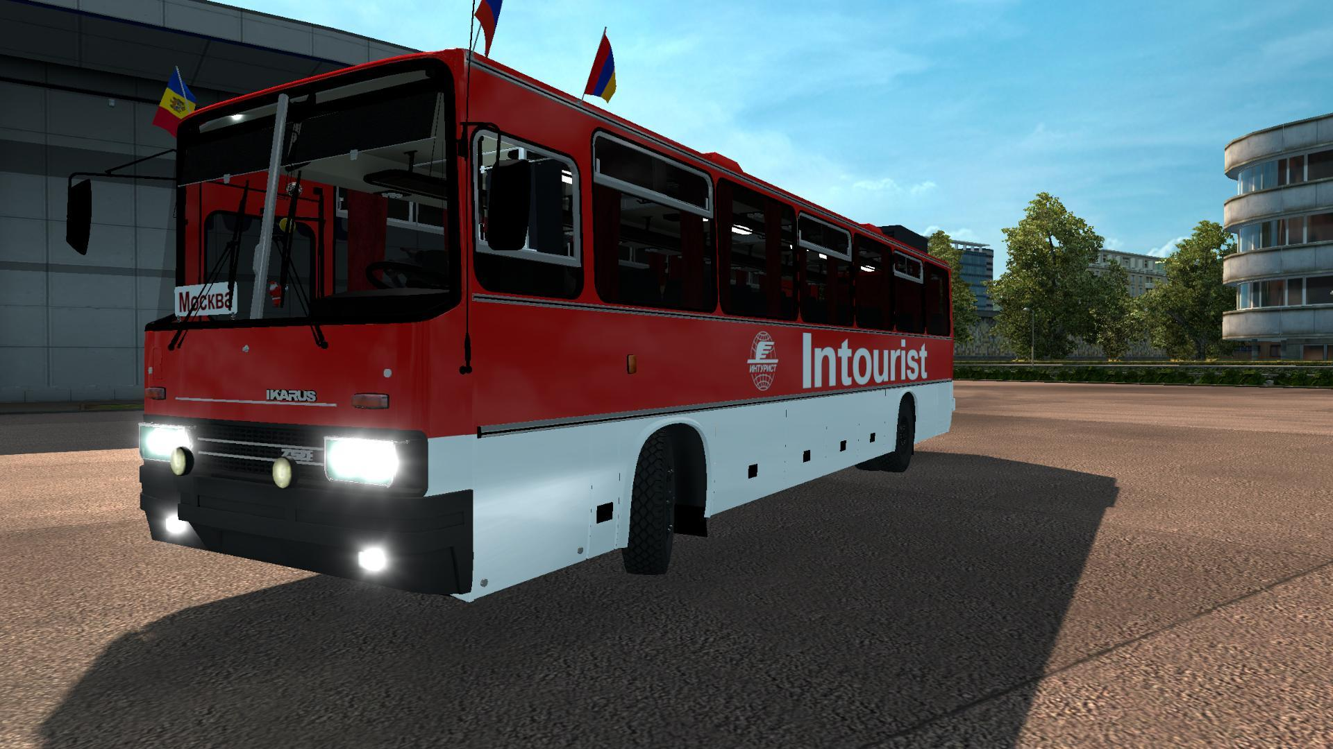 Ikarus 250 apollo final for Ikarus