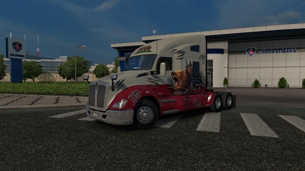 Kenworth T680 [from ATS 1.25] [UPD: 21/11/16]