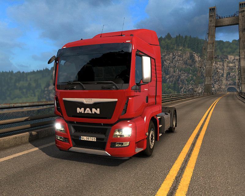 MAN TGS Euro6 v1.25.x