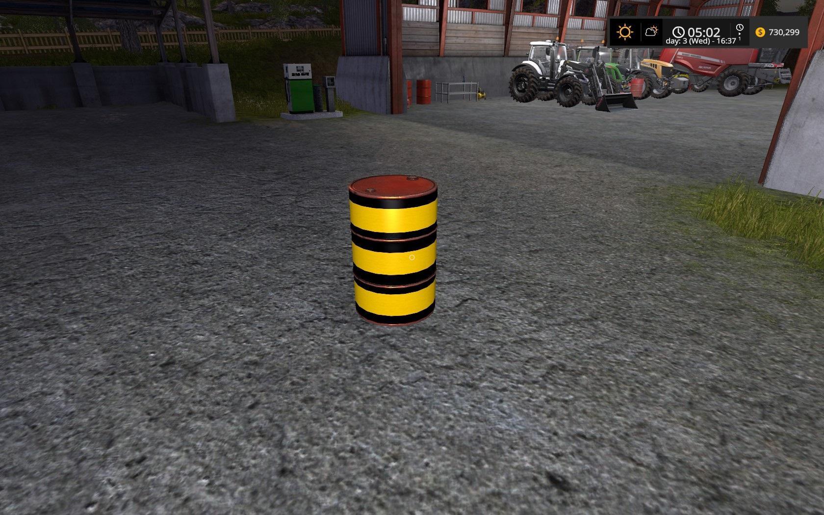 Marker Barrel V1 0 Modhub Us