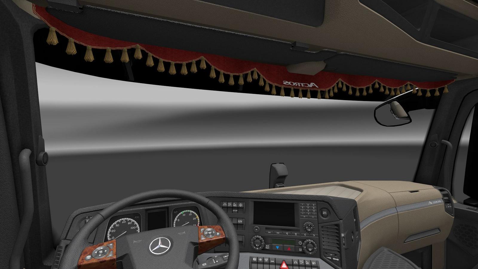 Mercedes Actros MP4 Reworked v1.0