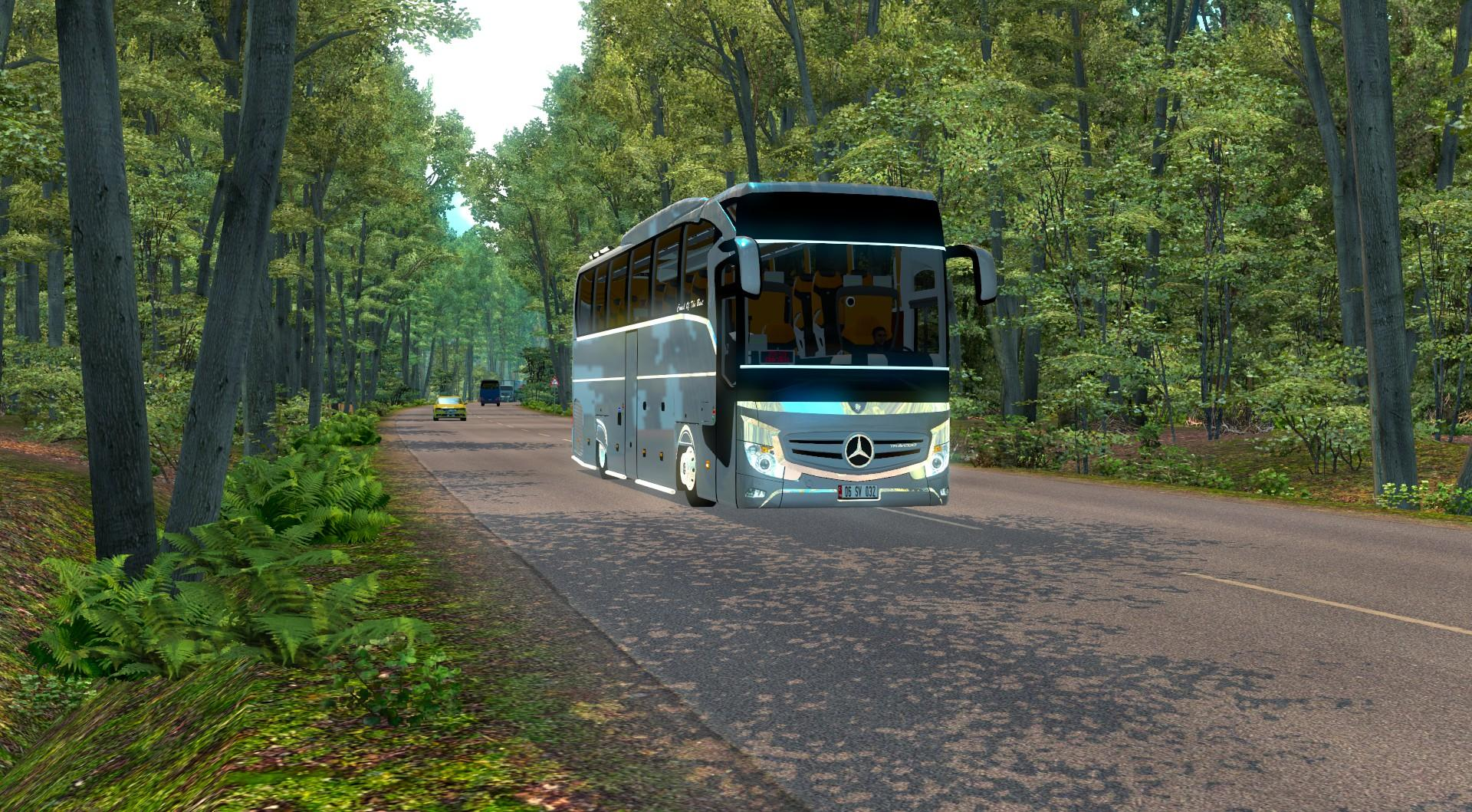 MERCEDES BENZ NEW TRAVEGO 2016 V2 1.26.X and 1.25.X