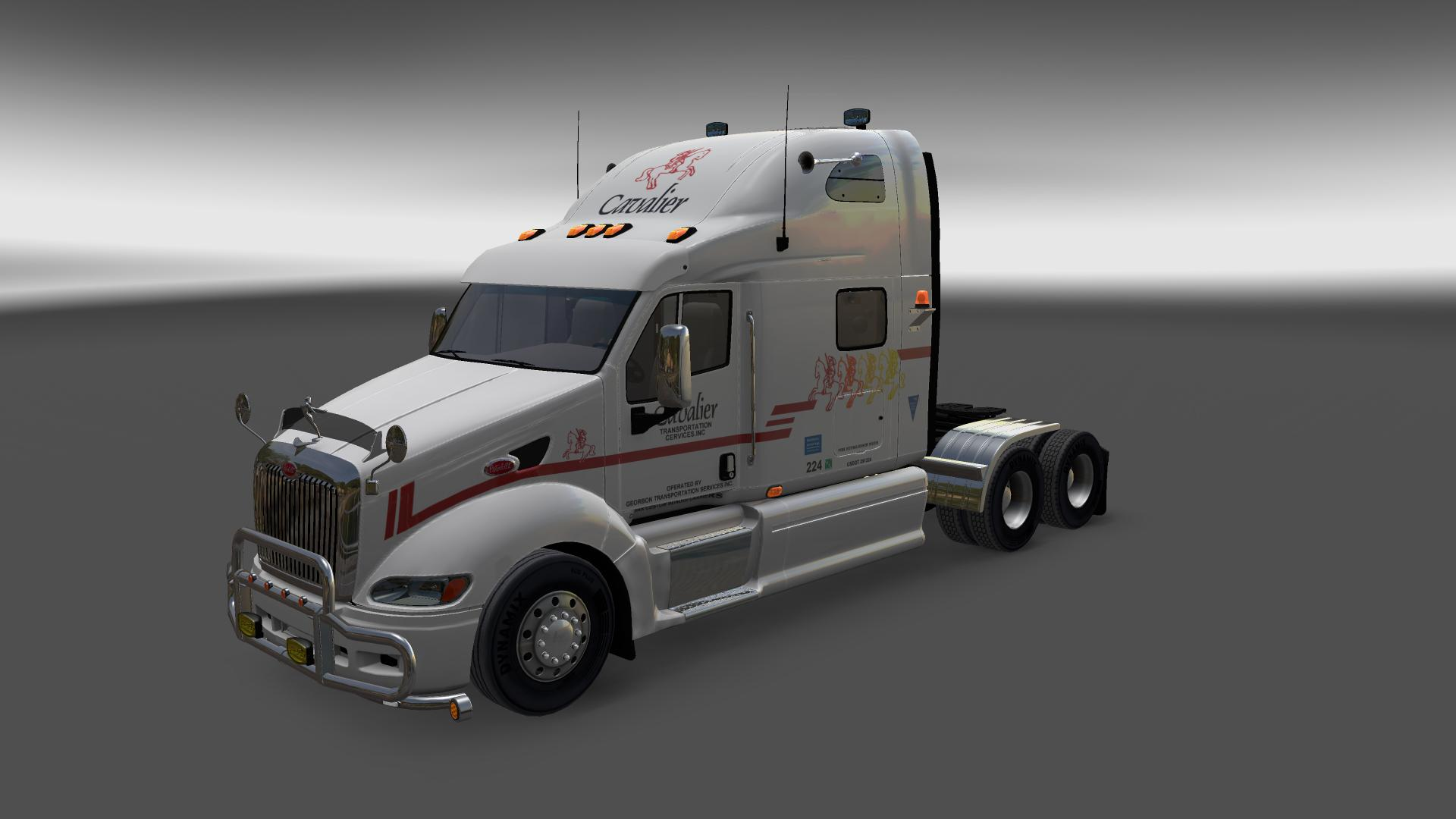 Package skin for Peterbilt 387 1 4 x - 1 4 2 2s - Modhub us