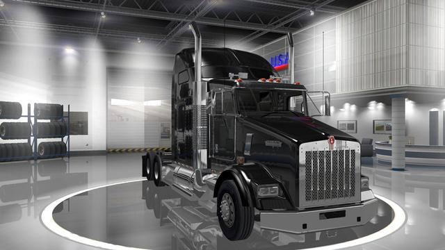 Pack American Truck Version v2.0