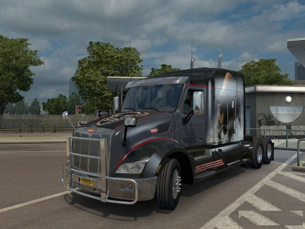 Peterbilt 579 [1.25 from ATS] [upd: 21.11.16]