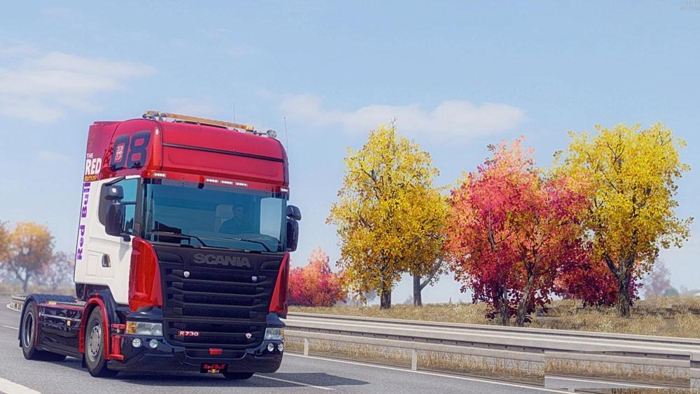 Realistic Autumn Mod