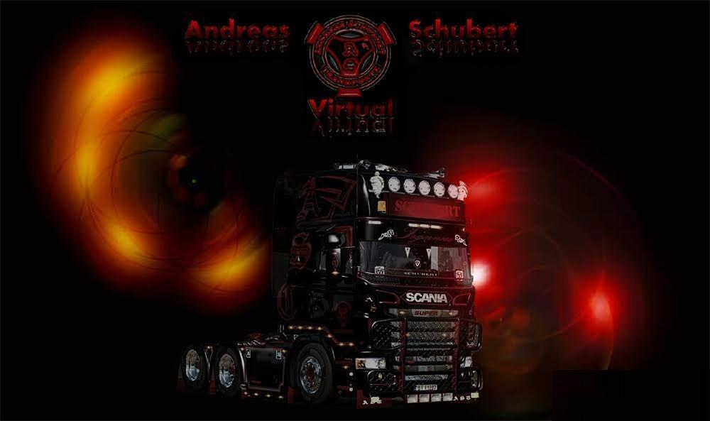 Scania Schubert v2.0 by Afrosmiu