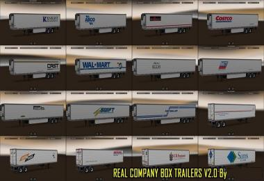 Real Company Box Trailers V2.0
