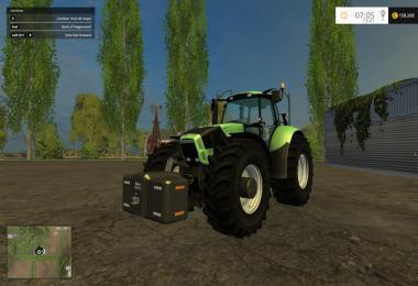 Deutz Agrotron X720 v1.1