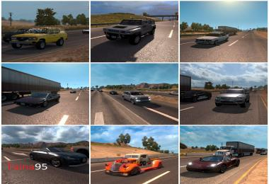 AI TRAFFIC PACK MOD V1.4.2 FOR ATS 1.4