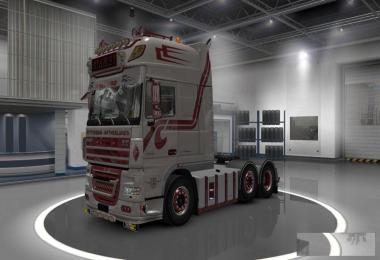DAF XF 105 by Stanley v1.5 patch for version 1.26.1s