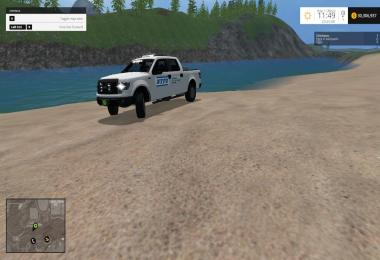 Ford F150 NYPD v1.0