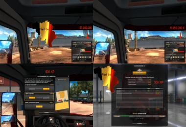 Fast Level & More XP for ATS V1.5.x