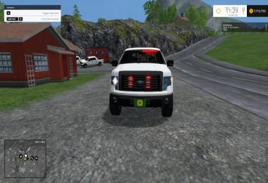 Ford F150 Sheriff v1.0