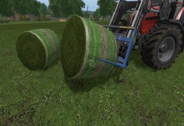 Grass bales NEW v1.0