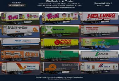 JBK-Trailerpack 15 Trailer v1