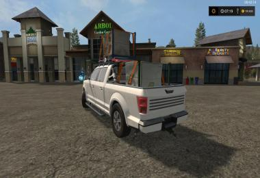 Lizard Pickup TT (Ford logo) F150 sort v1.1.0.0