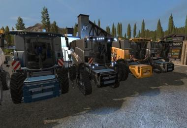 NH CR10.90 paint and chassis choice v1.0.1