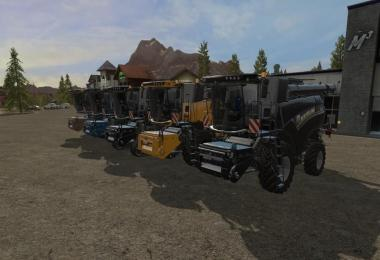 NH CR10.90 paint and chassis choice v1.0