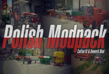 Polish Modpack v1.0