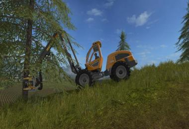 Sampo Rosenlew HR46 Mod Pack (Full Cranecontrols) v1.1
