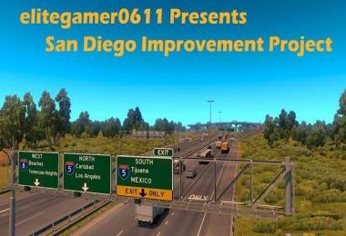 San Diego Improvement Project v1.1
