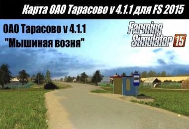 Tarasovo v4.1.1