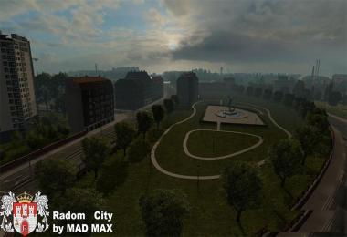 The city of Radom base