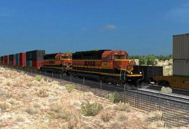Train Mod v2.0 for ATS 1.5 (open beta ONLY)