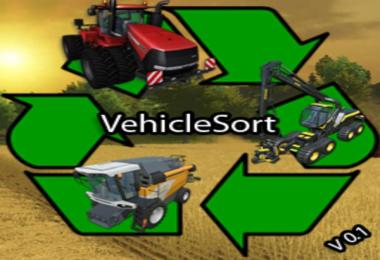 Vehicle Sort v0.5