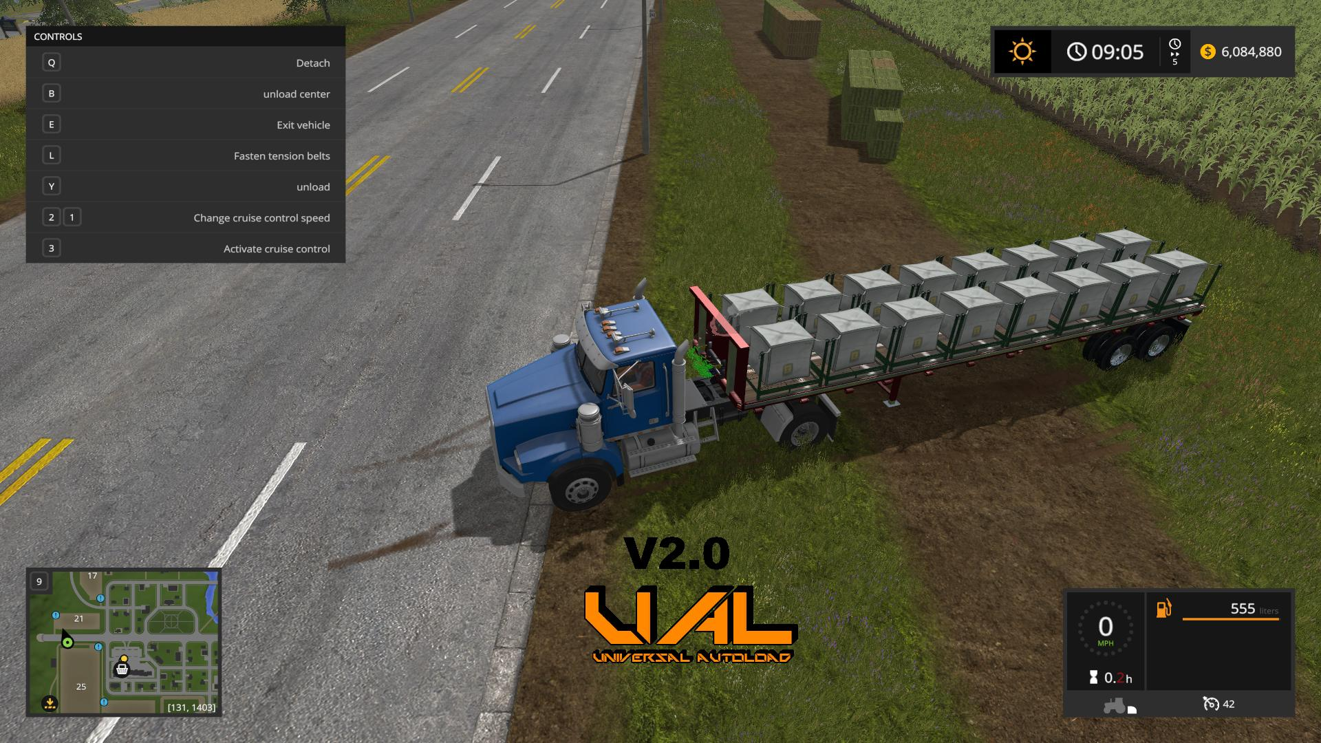 US Trailer With Autoload Feature v2 0 - Modhub us