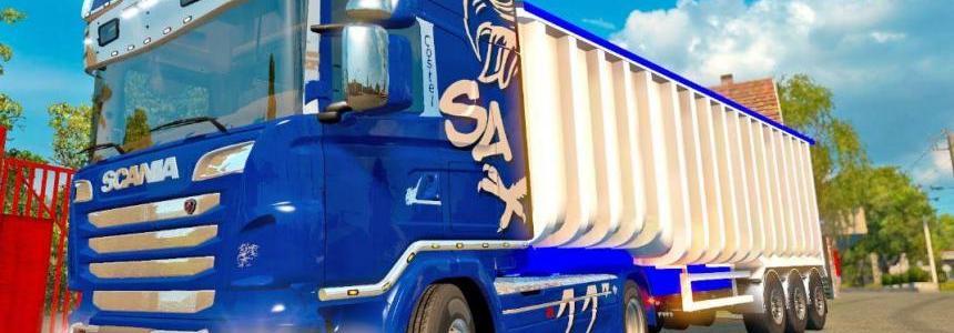 Scania R730 1.25 & 1.26