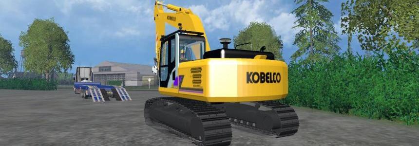 Kobelco SK210-6 v1.0
