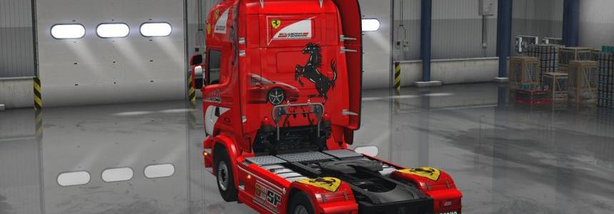 Scania Streamline Ferrarie 1.26