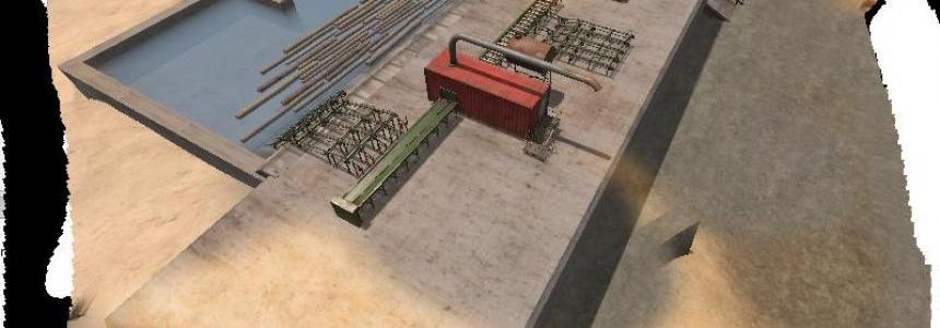 Water Rig Sawmill v1.0