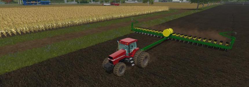 FS17 John Deere 7200 24 Row Planter v1.0.0.1