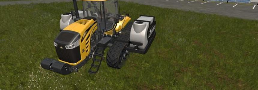 Challenger MT700E with demco tanks v1