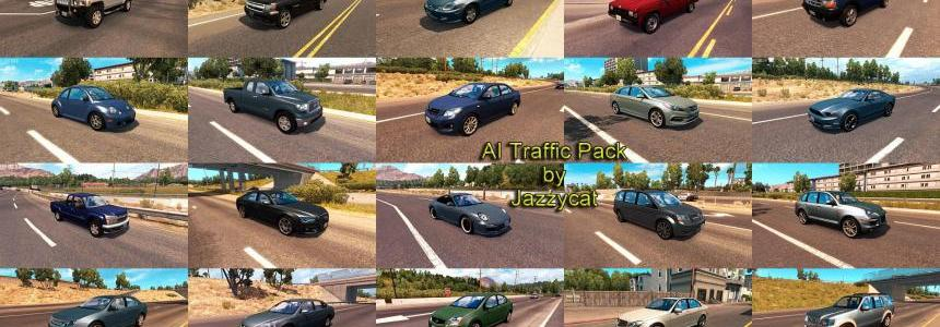 AI Traffic Pack by Jazzycat v1.6.2