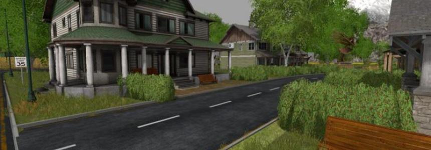 Alpine foothills v1.0.9