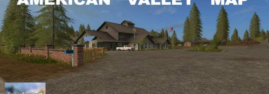 American Valley Map v1.1