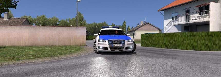 Audi A8 1.26.x - 1.26.2s
