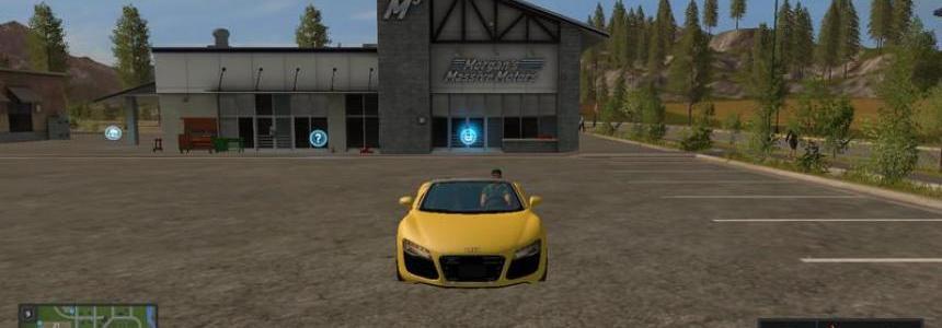 Audi R8 v1.0