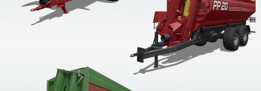 Auger Wagon Modpack v4.0