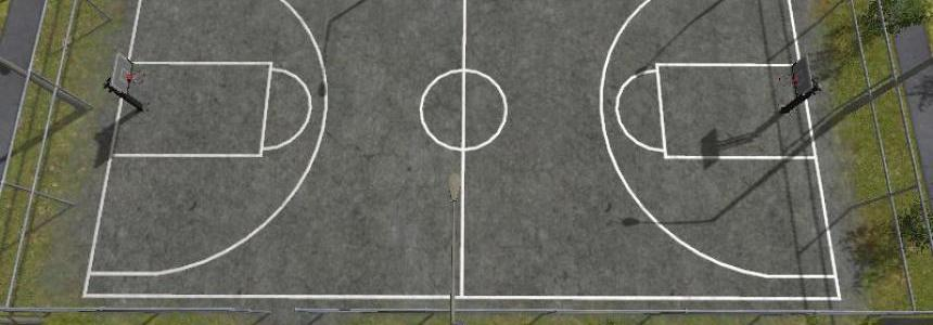 Basketball Court GE Placement v1.0
