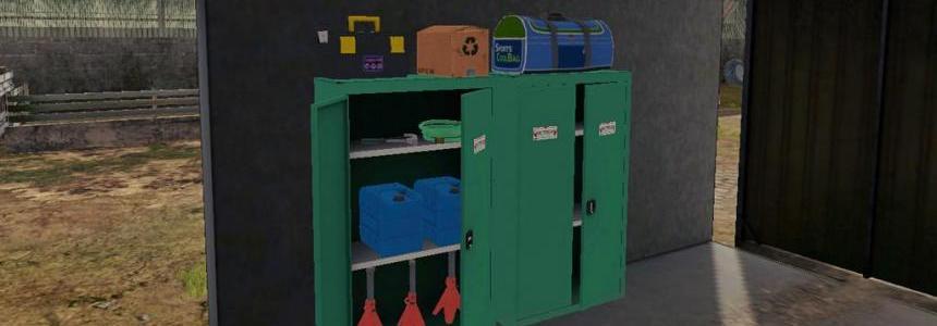 Beiser Storage Cabinets v1.0.0.0