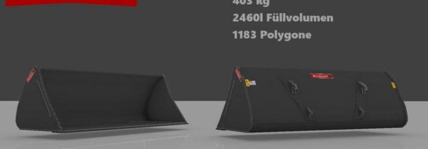 Biobeltz Frontladerschaufel XL v1