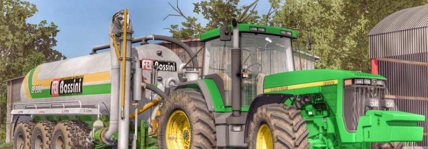 Bossini B200 Standard v4.0 JD Skin